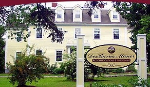 DesBarres Manor Inn, Guysborough, Nova Scotia Eastern Shore