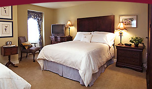 Image: DesBarres Manor Inn Accommodations